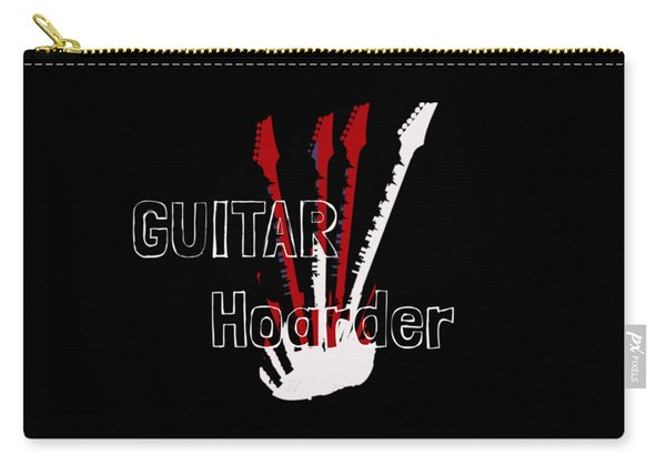 Guitar Hoarder Carry-all Pouch