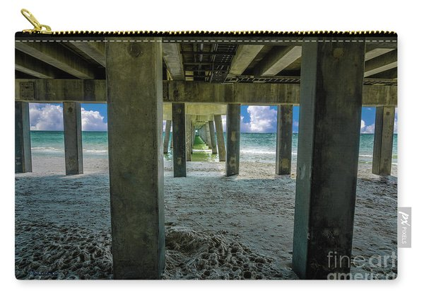 Gulf Shores Park And Pier Al 1649b Carry-all Pouch