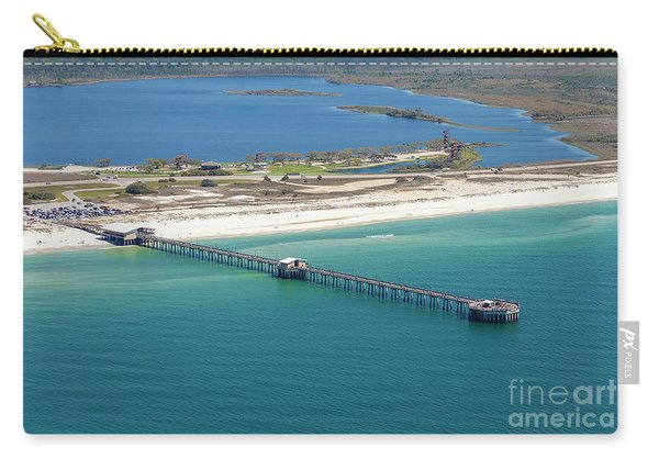Gulf State Park Pier 7464n Carry-all Pouch