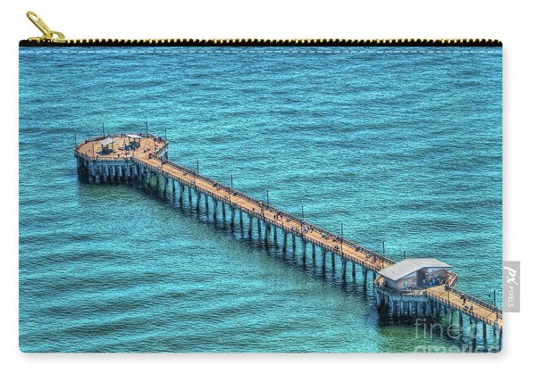 Gulf State Park Pier Carry-all Pouch