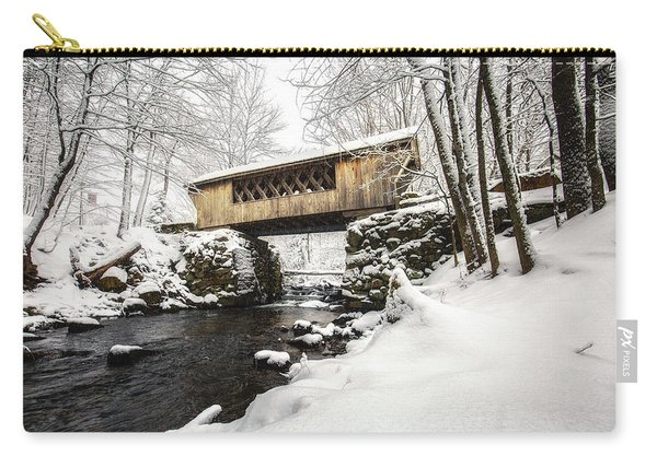 Gunstock Brook And Tannery Hill Bridge Carry-all Pouch