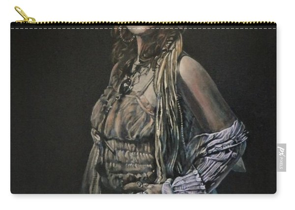 Gypsy Portrait Carry-all Pouch
