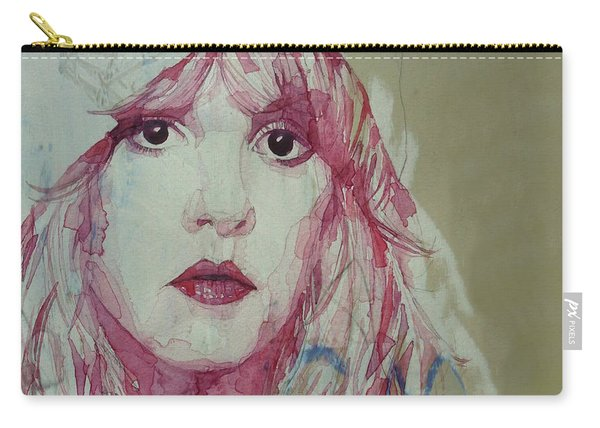 Gypsy - Stevie Nicks - Resize Carry-all Pouch