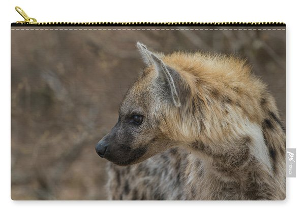 Carry-all Pouch featuring the photograph H1 by Joshua Able's Wildlife
