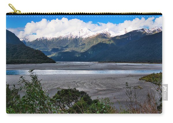 Haast Valley - New Zealand Carry-all Pouch