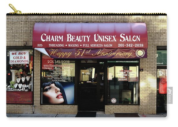 Hackensack, Nj -  Charm Beauty 2018 Carry-all Pouch