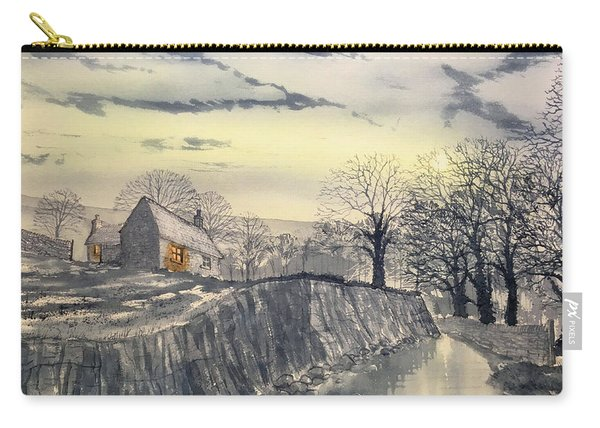Hag Dyke By Moonlight Carry-all Pouch