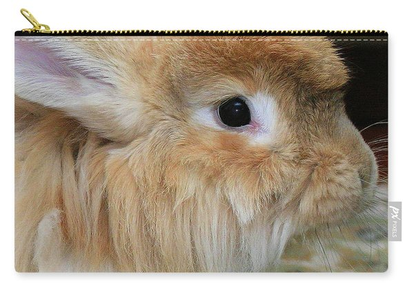 Hairy Rabbit Carry-all Pouch