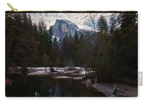 Half Dome Reflection Carry-all Pouch