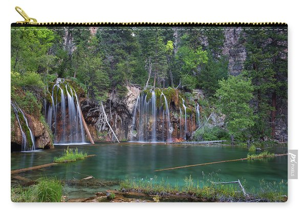 Hanging Lake Colorado Carry-all Pouch