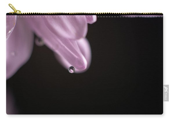 Hanging Water Droplet Carry-all Pouch