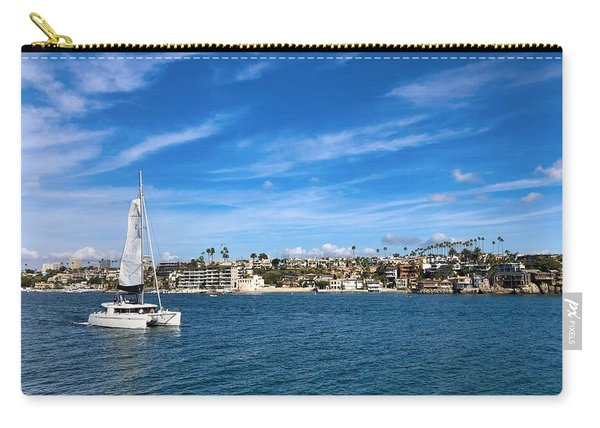 Harbor Sailing Carry-all Pouch