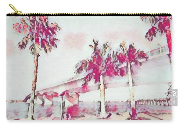 Harts Landing Sarasota Carry-all Pouch