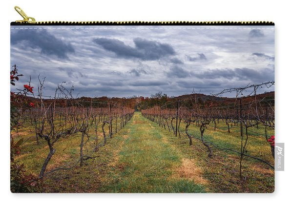 Harvested Grapevines Carry-all Pouch