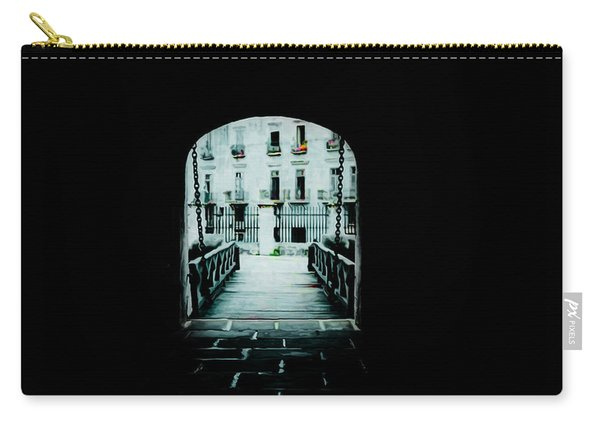 Havana  Poster 1 Carry-all Pouch