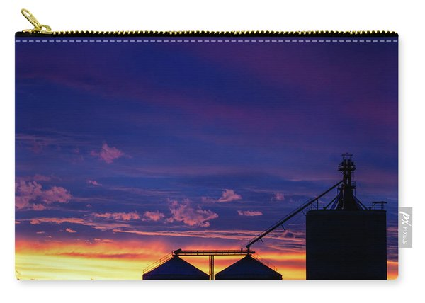Havre Silhouette Carry-all Pouch