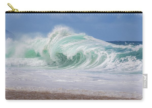 Hawaiian Shorebreak Carry-all Pouch