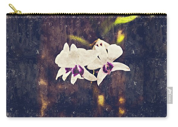 Hawaiian Tree Orchid Carry-all Pouch