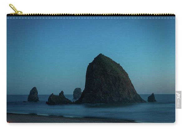 Haystack And Needles Carry-all Pouch