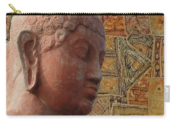Head Of Buddha,  Carry-all Pouch