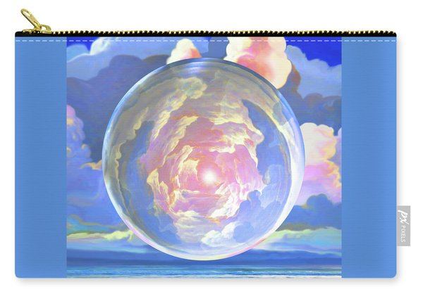 Heaven Meets Sea Carry-all Pouch