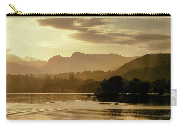 Heavens Golden Hour Carry-all Pouch