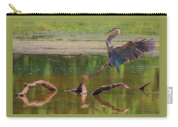 Heron Landing  Carry-all Pouch