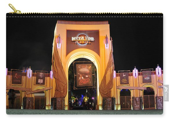 Hhn 22 Orlando Front Gate  Carry-all Pouch