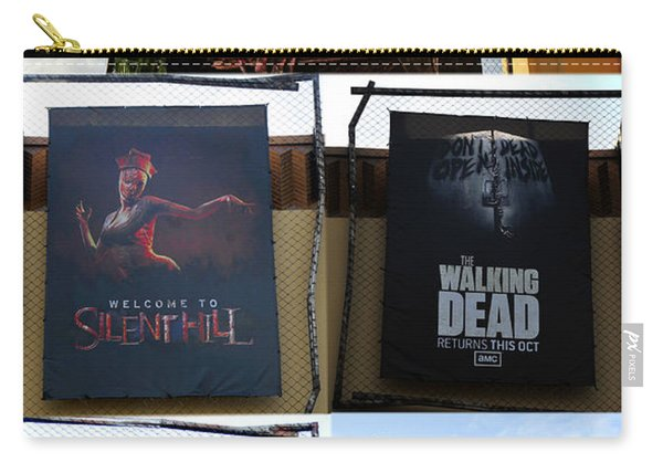 Hhn 22 Tribute Poster A Carry-all Pouch