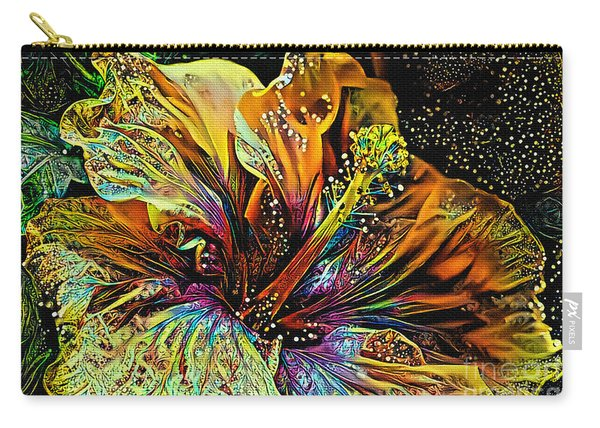 Hibiscus Art By Kaye Menner Carry-all Pouch