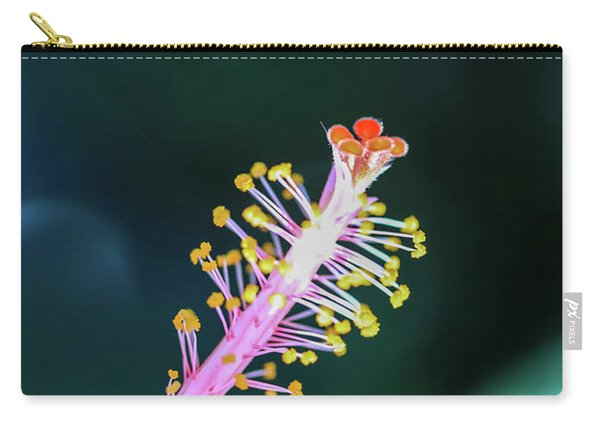 Hibiscus' Pistil Carry-all Pouch