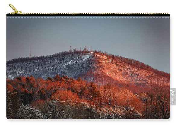 Hibriten Mountain - Lenoir, North Carolina Carry-all Pouch