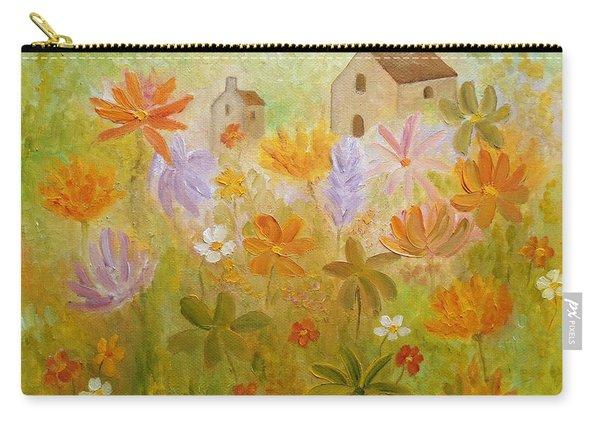 Hidden Folk Carry-all Pouch