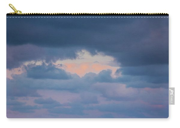 High Above The Clouds Carry-all Pouch