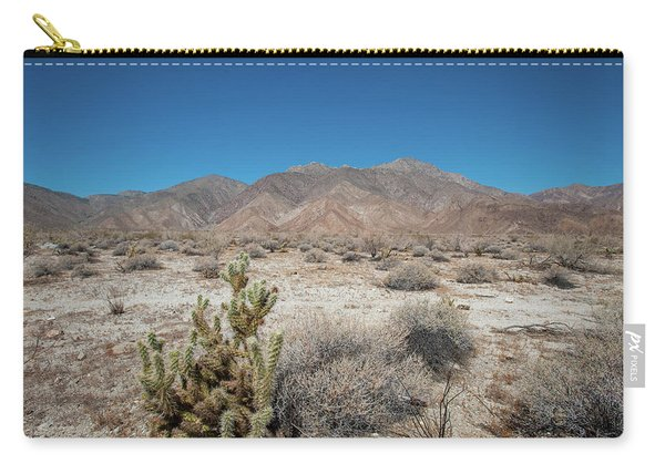 High Desert Cactus Carry-all Pouch
