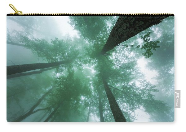 High In The Mist Carry-all Pouch