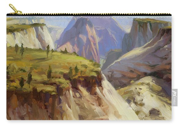 High On Zion Carry-all Pouch