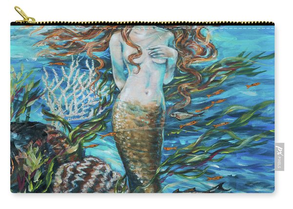 Highland Mermaid Carry-all Pouch