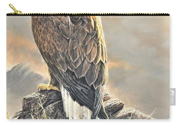 Highlander - Golden Eagle Carry-all Pouch