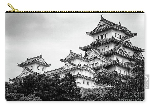 Himeji Castle, Japan Carry-all Pouch