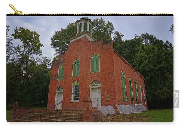 Historic Church Image Carry-all Pouch