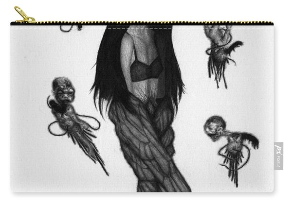 Hitome Miyamoto - Artwork Carry-all Pouch