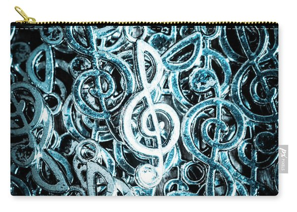 Hitting Key Harmonics  Carry-all Pouch