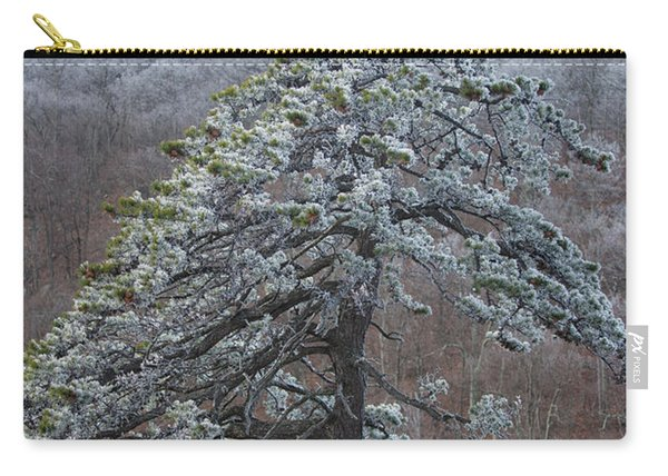 Hoarfrost Gathers Carry-all Pouch
