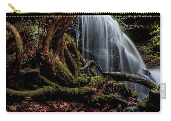 Hobbit At Hells Hollow Carry-all Pouch