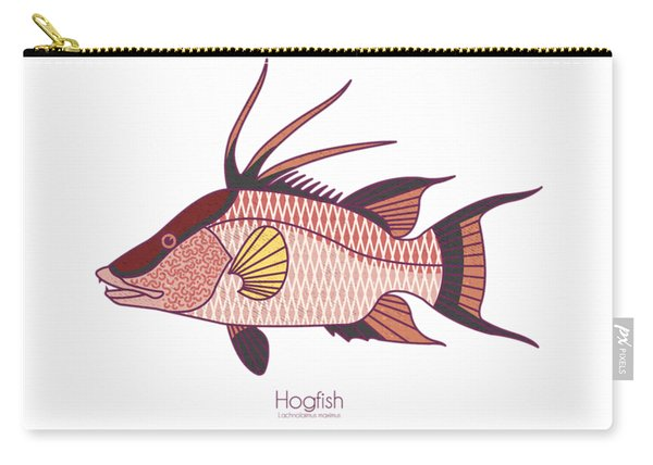 Hogfish Carry-all Pouch