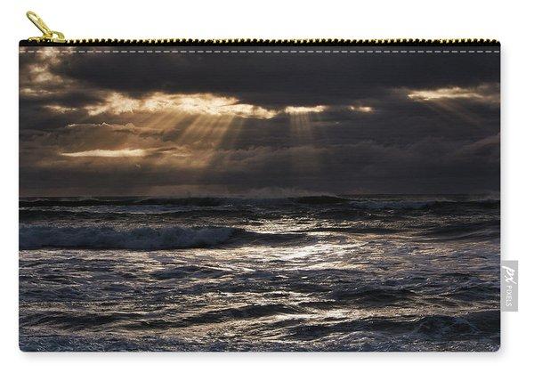 Hokitika Beach New Zealand Iv Carry-all Pouch