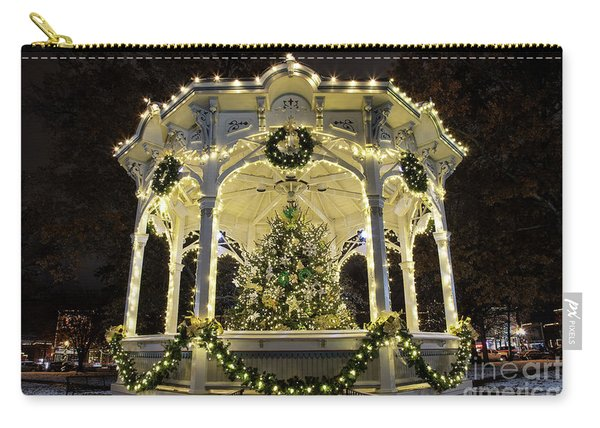Holiday Lights - Gazebo Carry-all Pouch