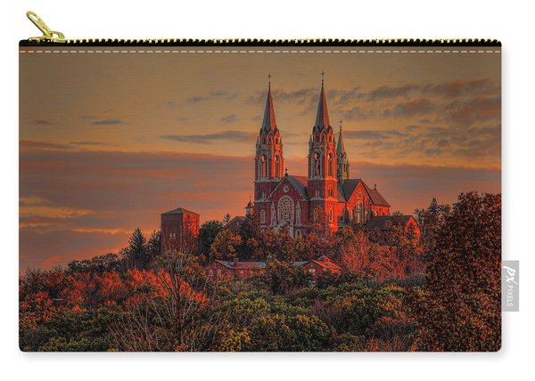 Holy Hill Sunrise Carry-all Pouch