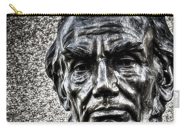 Honest Abe Carry-all Pouch